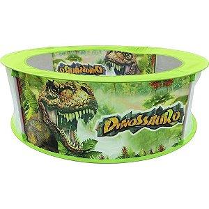 Piscina Infantil Jurassic Divertida Dinossauro Park Dm Toys