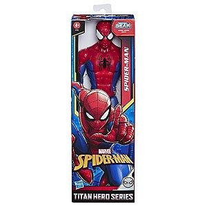 Boneco Spider Man Homem Aranha 30cm Titan Hero Marvel Hasbro