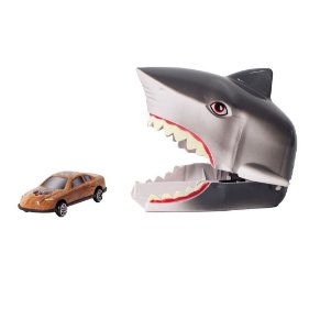 Veiculo Tubarao Shark Turbo Sortido E Unitario Da Dtc 5223