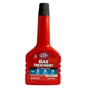 Aditivo Gas Treatment Gasolina STP 236ml