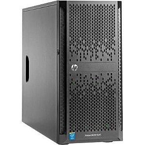 Servidor HP Xeon ES-2603V3 1.6GHz com 16GB de Memória DDR4 e HD Sata 1TB