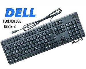 Teclado USB Dell