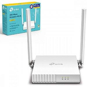 Roteador TP-Link TL-WR829N 300Mbps 2 Antenas e 3 Portas