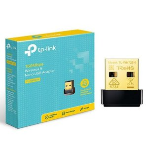 Adaptador Wireless N Nano Usb Tp-link Tl-wn725n 150mbps