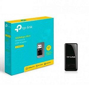 Adaptador Usb Mini Wireless 300mbps Tp-link Tl-wn823n