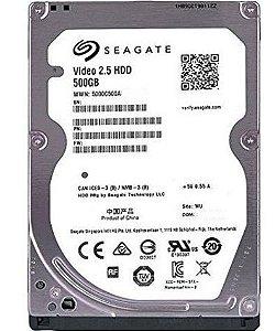 HDD 500GB Seagate Notebook