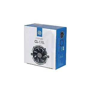 Cooler Box Hoopson AMD e Intel CL-170B