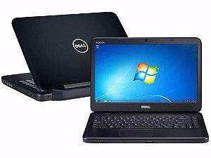 Notebook Dell Inspiron N4050 Core i3 2350 com 4GB de Memória e SSD 240GB