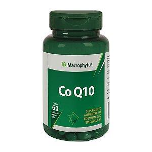 COENZIMA Q10 CoQ10 500MG 60CPS MACROPHYTUS