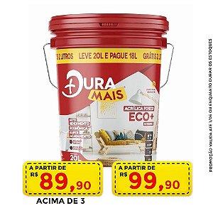 tinta latex duramais eco por APENAS R$ 99,90