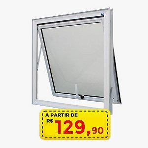 Vitro Max Ar 60x60 LINHA ALUMINIO- por apenas R$ 129,90