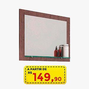 Espelheira Barcelona - por apenas R$ 149,90