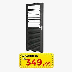 PORTA AÇO COZINHA MISTA C/ BASC 80 CM - POR APENAS R$ 349,99