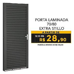 PORTA LAMINADA 70/80 EXTRA STILLO