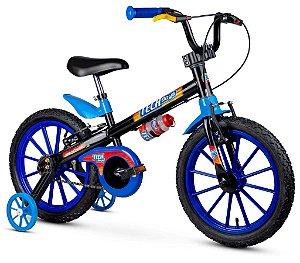 Bicicleta Infantil Aro 16 Tech Boys Nathor