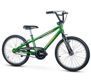 Bicicleta Infantil Aro 20 Army Nathor