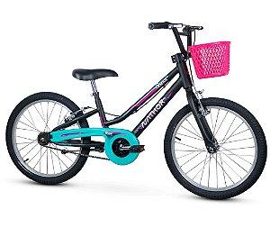 Bicicleta Infantil Aro 20 Grace Nathor