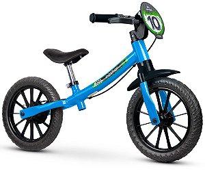 Bicicleta Infantil Balance Masculina Nathor