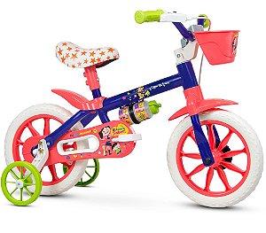 Bicicleta Infantil Aro 12 Show da Luna Nathor