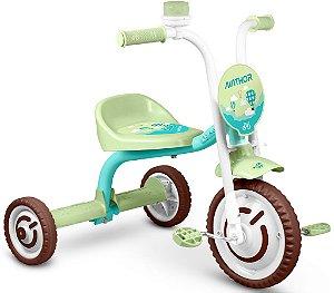 Triciclo Infantil Baby em Alumínio Nathor
