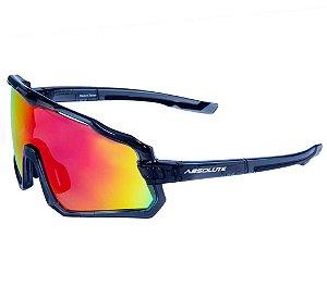Óculos Absolute Wild C/ Lente Vermelha UV400 Armação Grilamid Tr90
