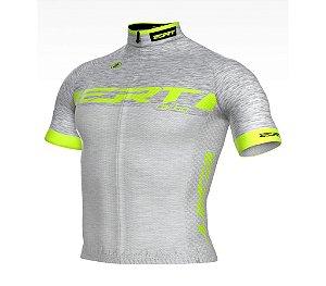 Camisa New Elite ERT Racing Prata