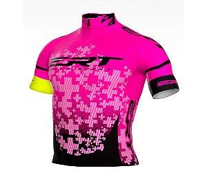 Camisa New Elite ERT Team Rosa
