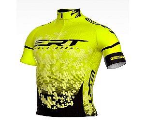 Camisa New Elite ERT Team Amarela