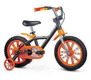 Bicicleta Infantil Aro 14 First Pro Masculina Nathor