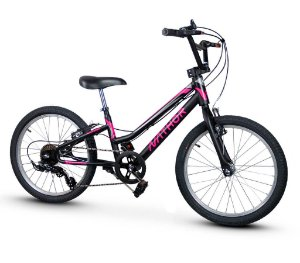 Bicicleta Infantil Aro 20 com Marcha Harmony Nathor
