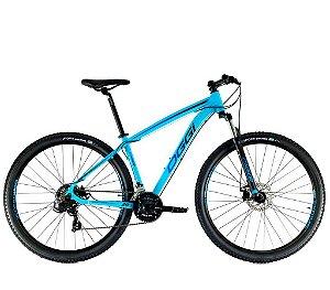 Bicicleta Aro 29 OGGI Hacker Sport MTB 21 Velocidades Grupo Shimano Tourney Freio Mecânico