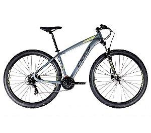 Bicicleta Aro 29 OGGI Hacker HDS MTB 24 Velocidades Grupo Shimano Tourney Freio Hidráulico