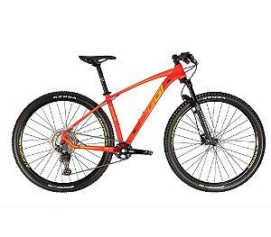 Bicicleta Aro 29 OGGI Big Wheel 7.3 MTB 12 Velocidades Grupo Shimano Deore Freio Hidráulico