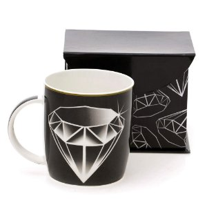 CANECA DIAMANTE 320ML