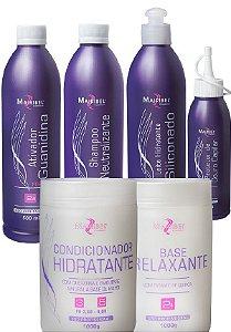 Kit Relaxamento Guanidina Mairibel Com Acessórios - Promoção