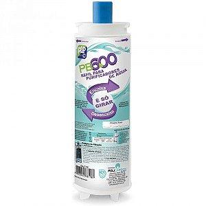 Refil PB600 -Compatível com o purificador Masterfrio rotulo branco e FR600 da IBBL antigo