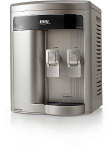 Purificador de Água Gelada e Natural IBBL FR600 Exclusive  Prata  127 Volts