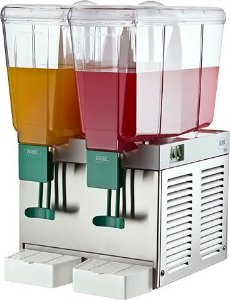 REFRESQUEIRA BBS-2 30 LITROS, dupla 15 litros cada, para bares, restaurantes, hotéis, entre outros