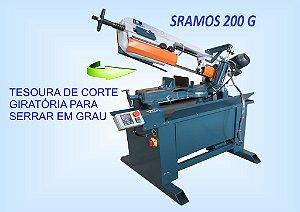A1-SERRA FITA SRAMOS 200G-  serra até 8 Polegadas,  Oferta - R$ 7.900,00
