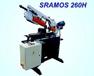 A8-SERRA FITA SRAMOS 260H -SUBIDA AUTOMATICA -serra até 10 polegadas -Em 10 vezes nos cartões.