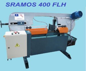 A4-SERRA FITA SRAMOS 400FLH - serra até 16 polegadas - Em 10 vezes nos cartões-