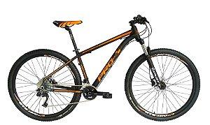 Bicicleta 29 Prowest 20v Absolute/Shimano Freio Hid e Susp c/ Trava