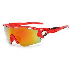 Óculos Ciclismo Prowest Modelo Big 1 Lente UV400