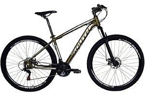 Bicicleta 29 South 21 Marchas Index com Freio a Disco