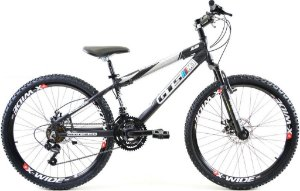BICICLETA 26 FREERIDE GTSM1 ADVANCED 21V CAMBIOS SHIMANO FREIO A DISCO