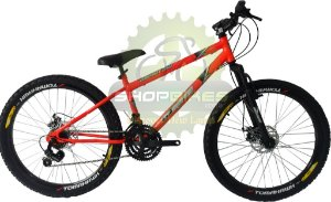 BIKE 26 FREERIDE INOVATION 21V CAMBIOS SHIMANO FREIO A DISCO
