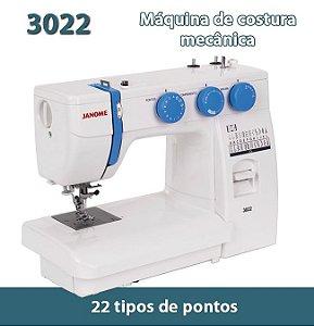 Pré-Venda - Janome 3022