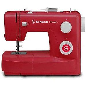 Singer Simple 3223BY - Vermelha
