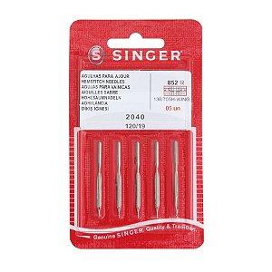Agulha Singer 2040/19 para ponto tipo Ajour e Crivo