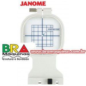 Bastidor J2  - 50 x 50 mm MC20E, MC230E e Elna 8100